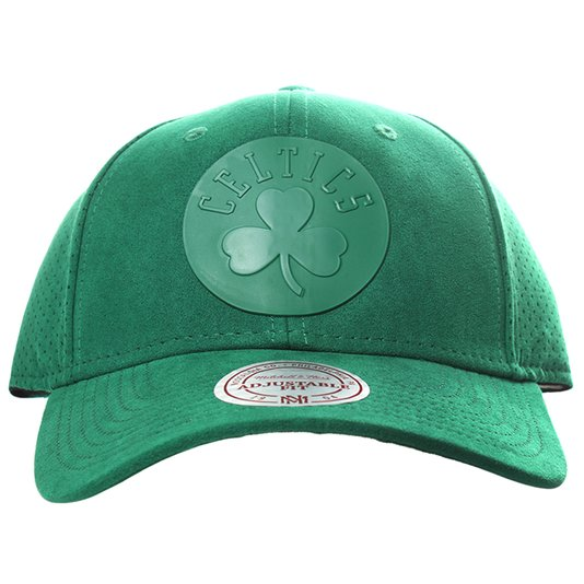 Boné Mitchell & Ness Boston Celtics Aba Curva Verde