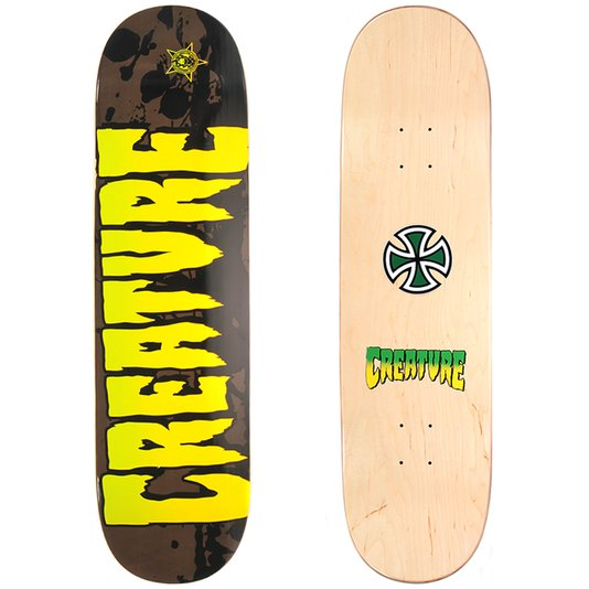 Shape Creature Stained 8.6 Marrom/Verde