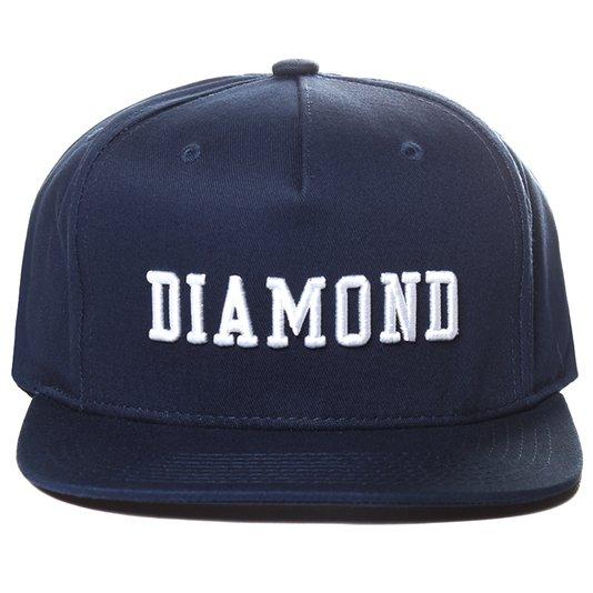 Boné Diamond Fordham Azul Marinho