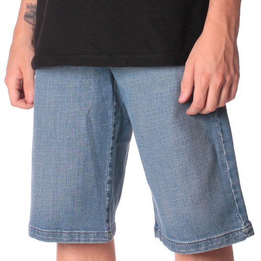 Bermuda Volcom Jeans New Indigo