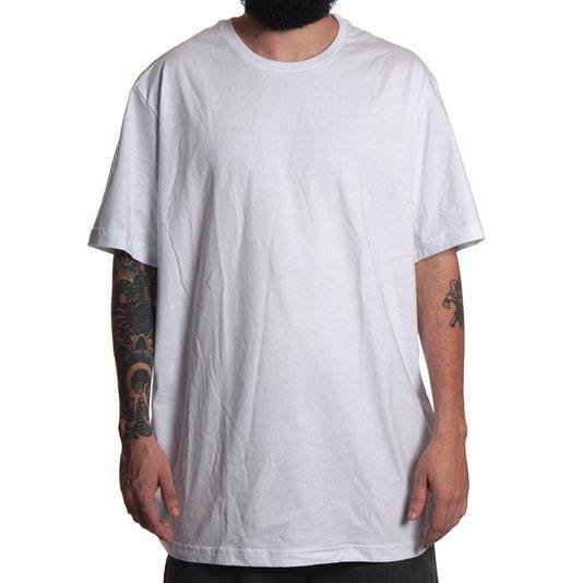 Camiseta Globe Especial Branco