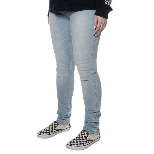 Calça Hurley Skinny Jeans Azul