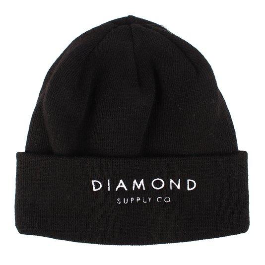 Gorro Diamond Beanie Preto