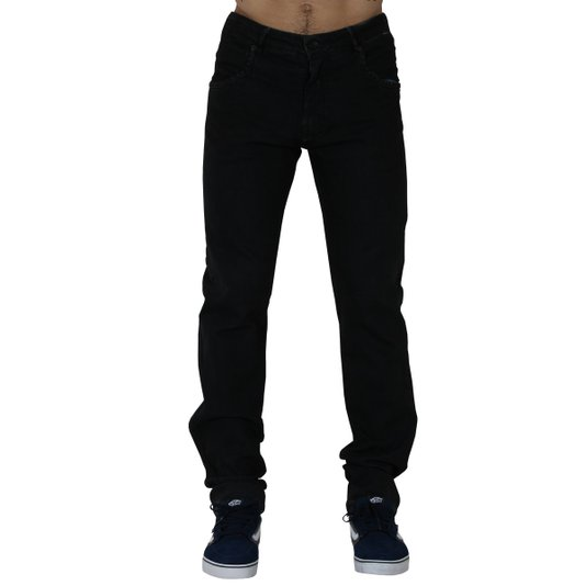 Calça Lost Denim Skinny Diamond #1 Preto