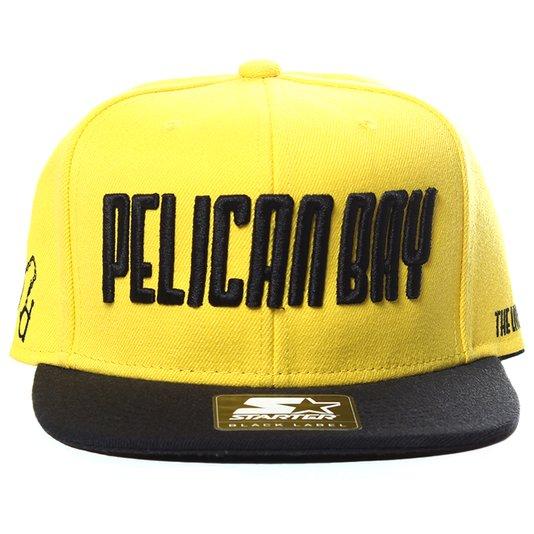 Boné Starter Pelican Bay Amarelo