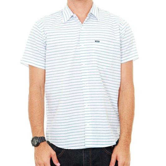 Camisa Hurley Straps Buto Branco