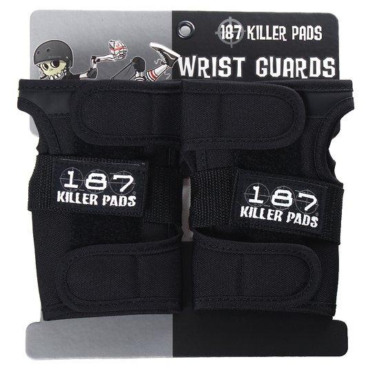 Wrist Guard 187 Killer Pads Preto/Preto