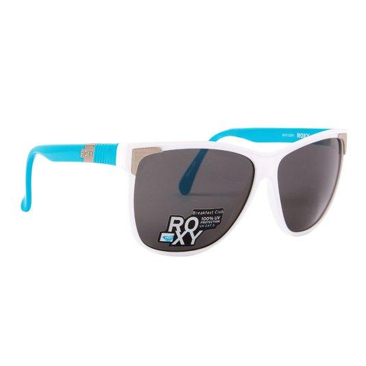 Óculos Roxy Breakfast Club Branco/Azul