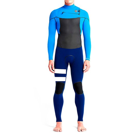 Long John Hurley Fusion 3.2 Azul