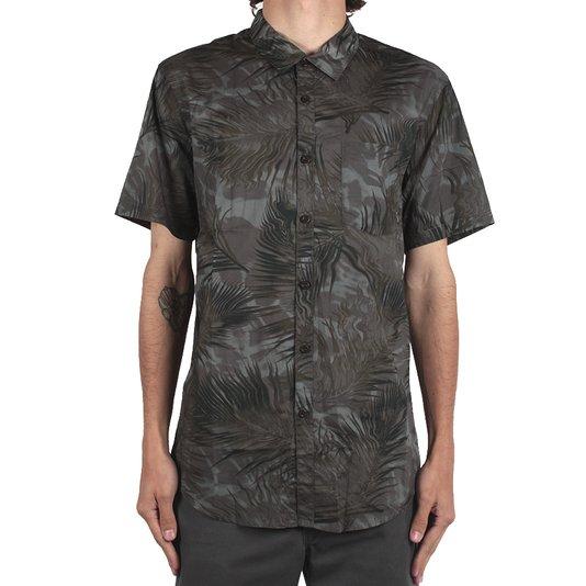 Camisa Billabong Poolsider Chumbo