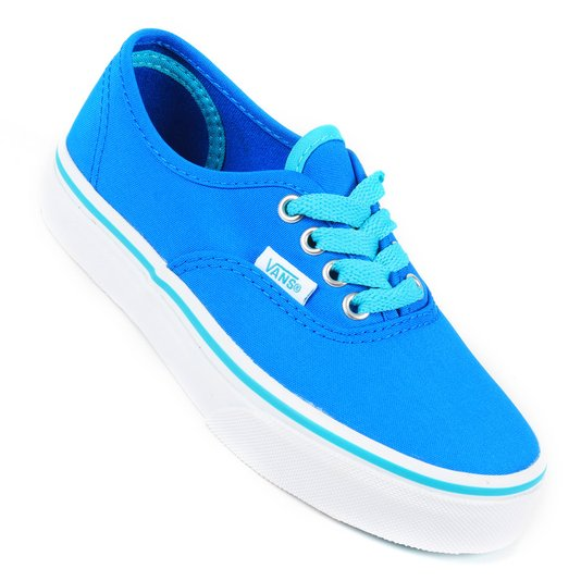 Tênis Vans Authentic Juvenil Azul