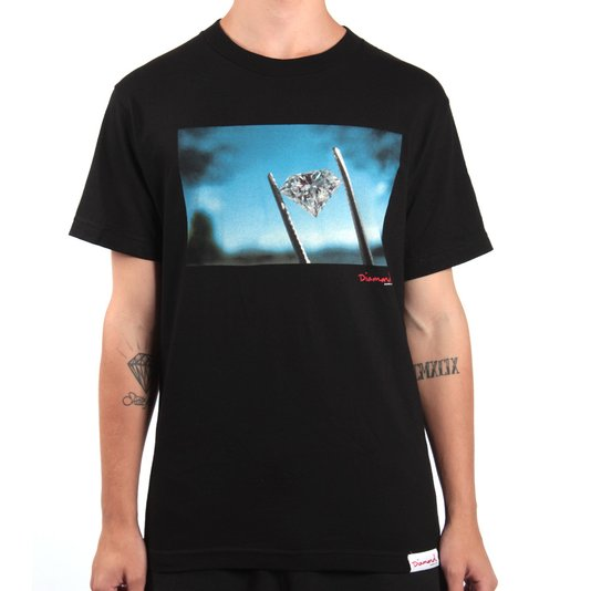 Camiseta Diamond Sky Preto
