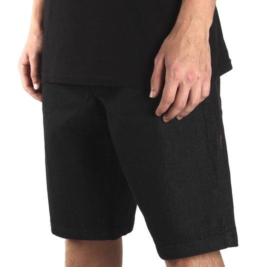 Bermuda Lost Jeans Slim Indigo