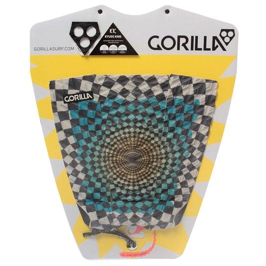 Deck Gorilla Kyuss King Branco/Azul
