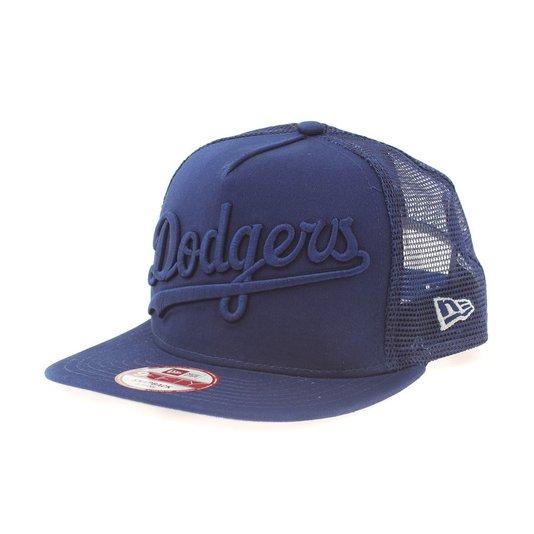 Boné New Era Dodgers Azul