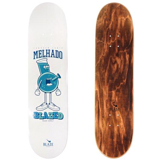 Shape Blaze Pro Melhado Bong 7.9 Branco
