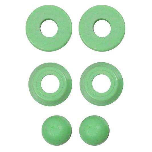 Amortecedor W7 Injetado Verde