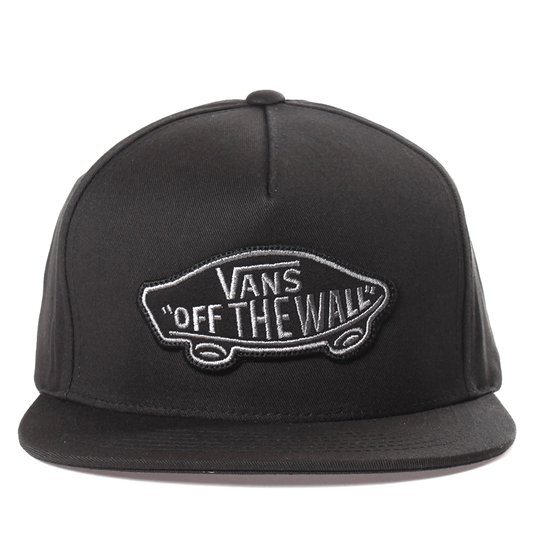 Bone Vans Classic Patch Preto