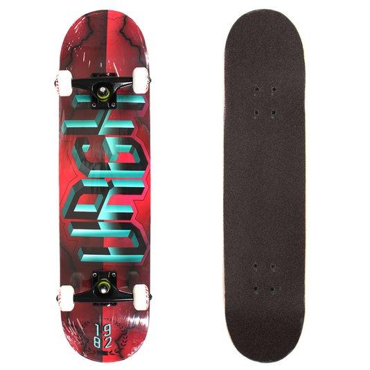 Skate Urgh Montado 3D Bordo