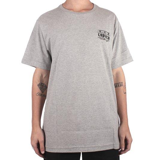 Camiseta Dropdead Lay Back Ipa Mescla