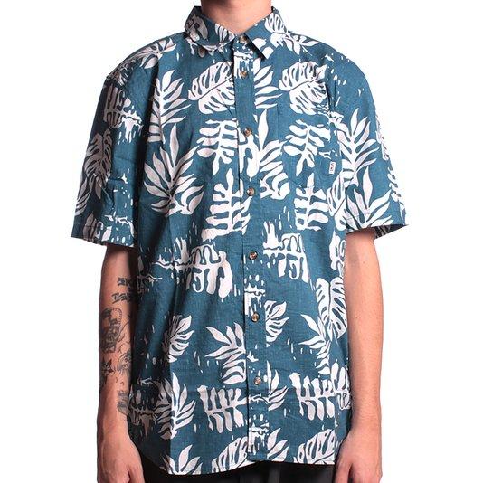 Camisa Vans JT Solana Azul