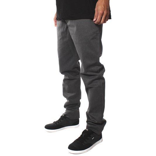 Calça Independent Fit Whiskey Chumbo