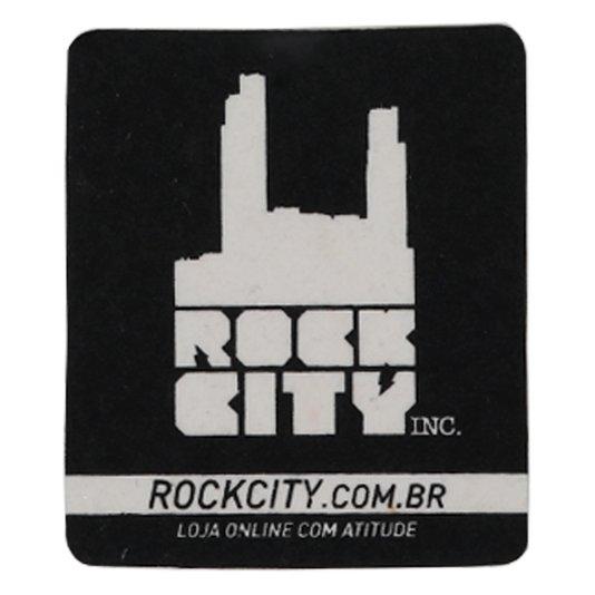 Aromatizante Rock City Lavanda Preto/Branco