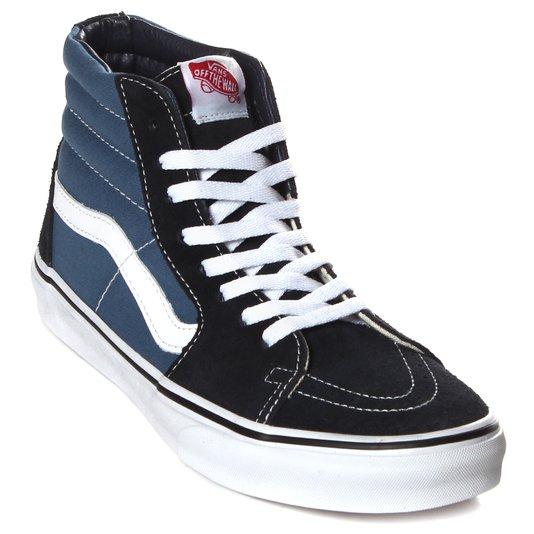 Tênis Vans Sk8-Hi Azul