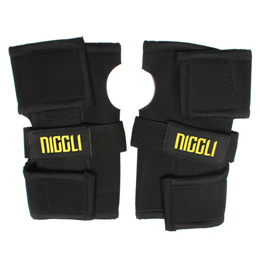 Protetor de Punho Niggli Pads Profissional Preto