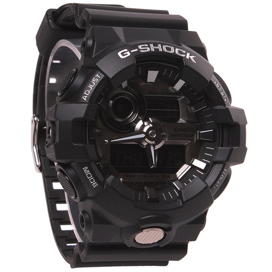 Relógio Casio G-Shock GA-710-1ADR Preto