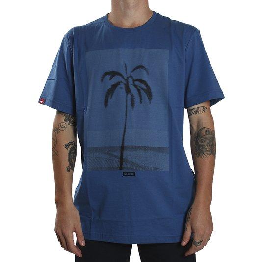 Camiseta Globe Nowhere Azul