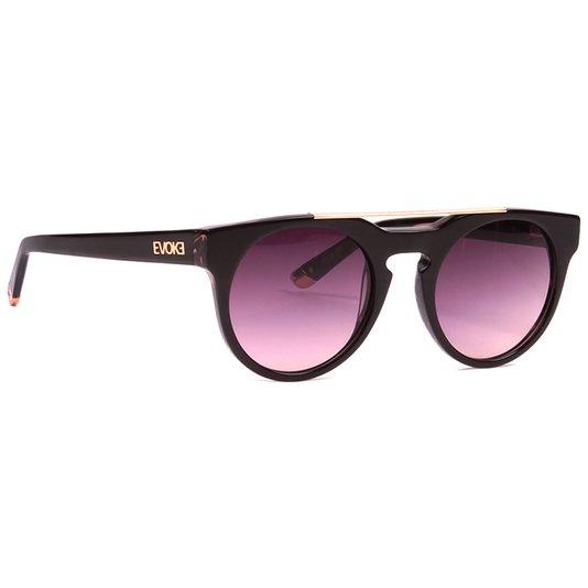 Óculos Evoke Upper III TOrtuga Rose Marrom/Dourado