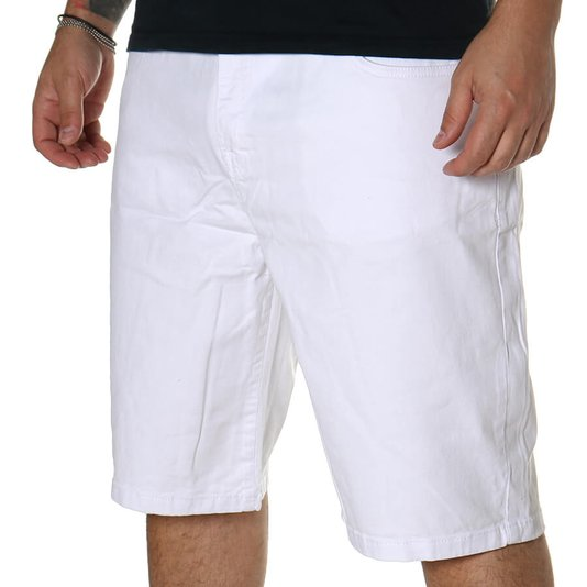 Bermuda Hurley Walk Oversize Endless Branco