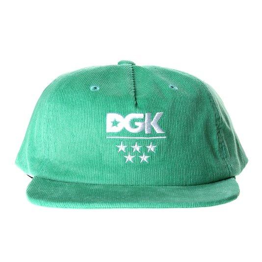 Boné DGK Major Verde