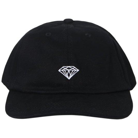 Boné Diamond Micro Brilliant Dad Hat Preto