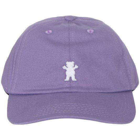 Boné Grizzly Og Bear Dad Hat Lilas
