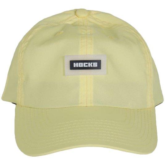 Boné Hocks Dad Strap Cristal Amarelo