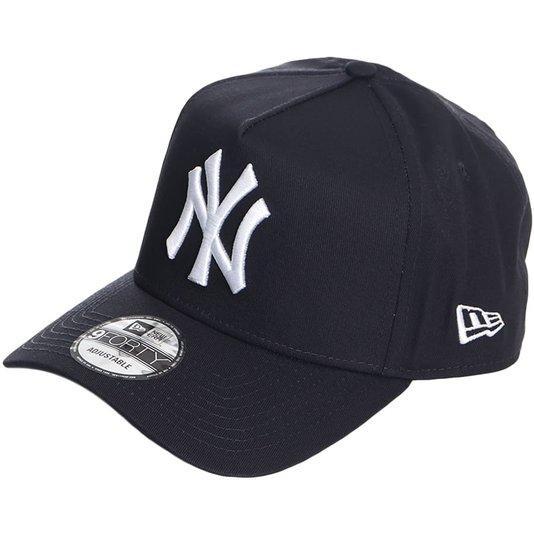 Boné New Era Mlb New York Yankees Basic Azul Marinho