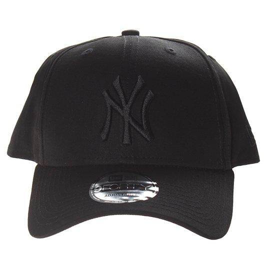 Boné New Era New York All Black Hi Preto