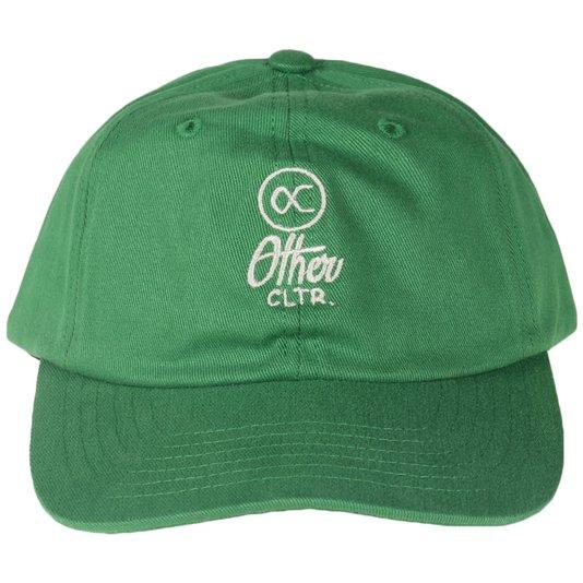Boné Other Culture Aba Curva Summer Verde