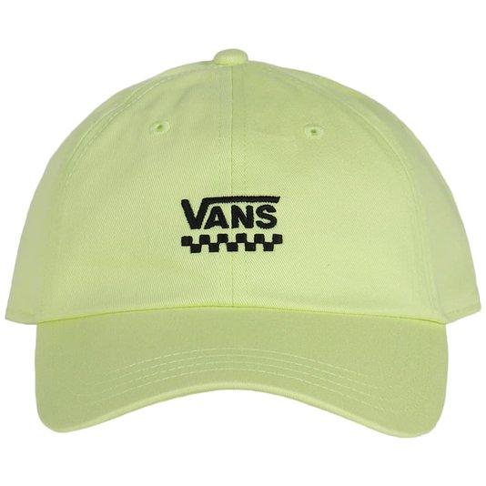 Bone Vans Court Side  Amarelo Limão
