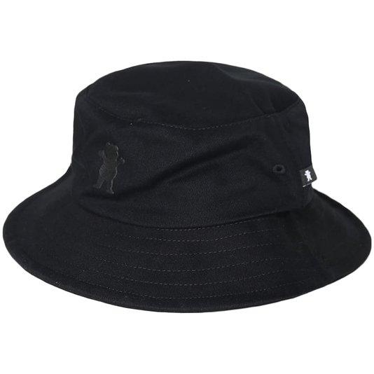 Bucket Grizzly Og Bear Velvet Hat Preto
