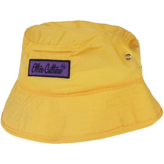 Bucket Other Culture Patch Amarelo