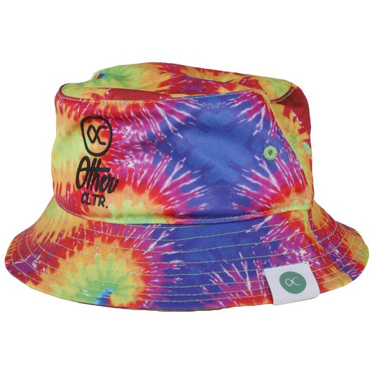 Bucket Other Culture Summer Signature Colored Green Tye Dye