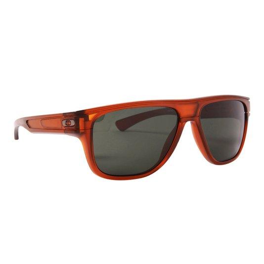 Óculos Oakley Breadbox Matte Marrom