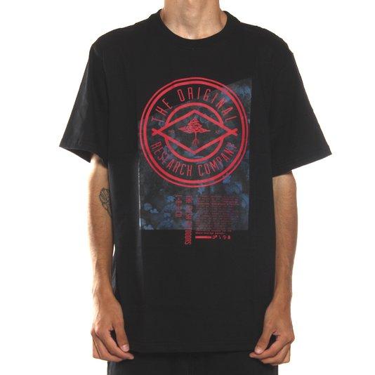Camiseta Lrg Implanter Preto