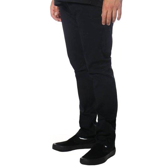 Calça Jeans Volcom Vorta Preto