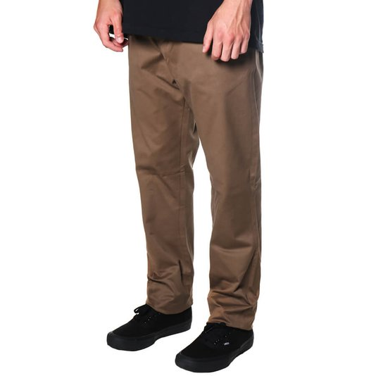Calça Rock City Tailor Pants Marrom