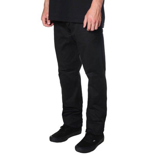 Calça Rock City Tailor Pants Preto