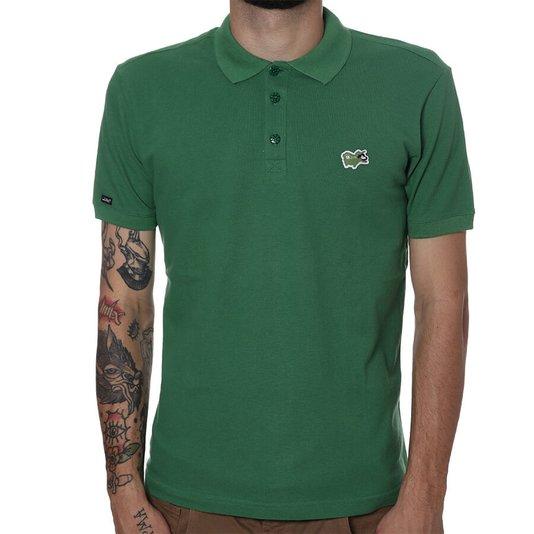 Camisa Gola Polo LaLost Verde